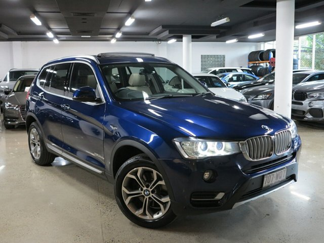 Used BMW X3 xDrive20d Steptronic, Albion, 2016 BMW X3 xDrive20d Steptronic Wagon