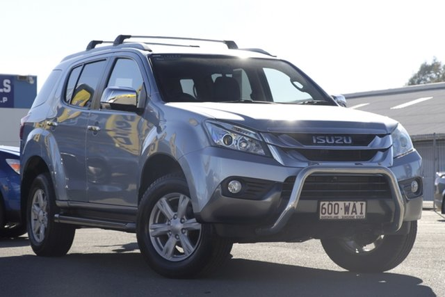 Used Isuzu MU-X LS-T Rev-Tronic, Bowen Hills, 2015 Isuzu MU-X LS-T Rev-Tronic Wagon