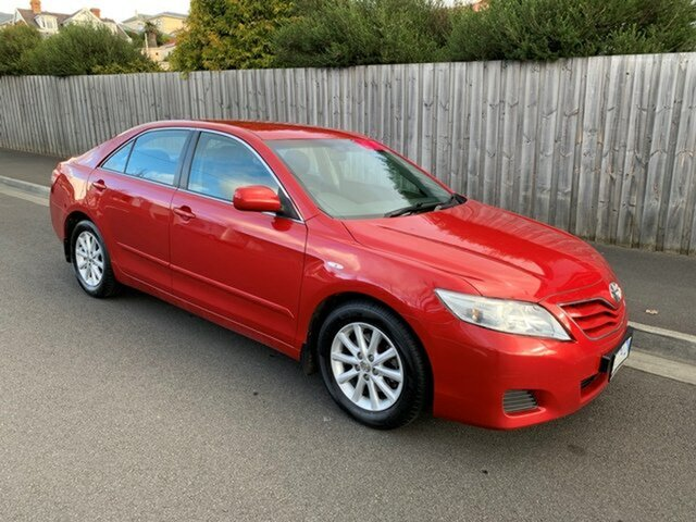 Used Toyota Camry Altise, North Hobart, 2010 Toyota Camry Altise Sedan