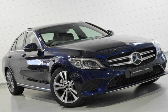 Used Mercedes-Benz C200 9G-Tronic, Warwick Farm, 2018 Mercedes-Benz C200 9G-Tronic Sedan