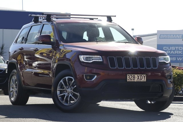 Used Jeep Grand Cherokee Laredo 4x2, Toowong, 2015 Jeep Grand Cherokee Laredo 4x2 Wagon
