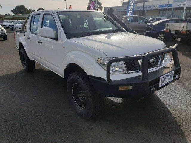Used Nissan Navara, Warrnambool East, 2014 Nissan Navara Dual Cab