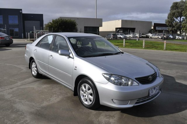 Used Toyota Camry Altise Limited, Hoppers Crossing, 2005 Toyota Camry Altise Limited Sedan