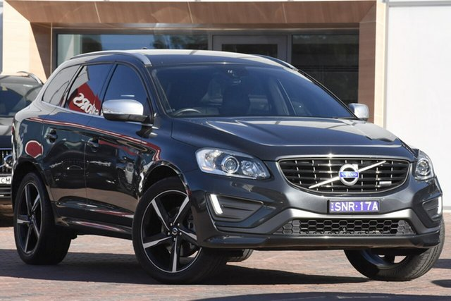 Discounted Used Volvo XC60 T6 Geartronic AWD R-Design, Warwick Farm, 2014 Volvo XC60 T6 Geartronic AWD R-Design SUV