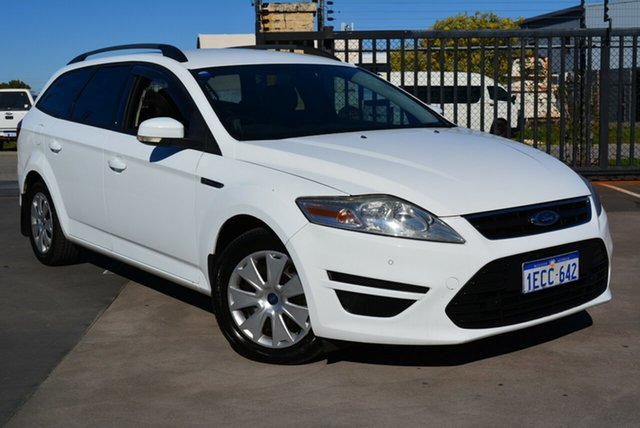 Used Ford Mondeo LX TDCi, Kewdale, 2012 Ford Mondeo LX TDCi Wagon