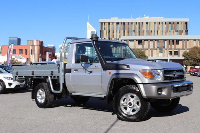 Used Toyota Landcruiser GXL (4x4), Northbridge, 2018 Toyota Landcruiser GXL (4x4) Cab Chassis