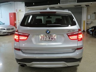2015 BMW X3 xDrive20d Steptronic Wagon.