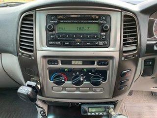 2005 Toyota Landcruiser GXL (4x4) Wagon.