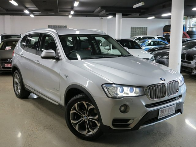 Used BMW X3 xDrive20d Steptronic, Albion, 2015 BMW X3 xDrive20d Steptronic Wagon