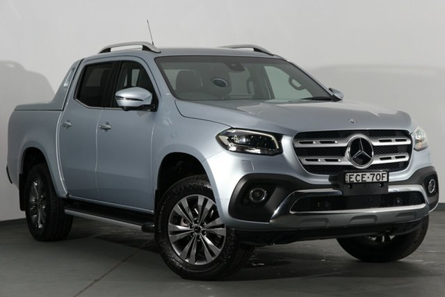 Demonstrator, Demo, Near New Mercedes-Benz X-Class X250d 4MATIC Power, Narellan, 2018 Mercedes-Benz X-Class X250d 4MATIC Power Utility