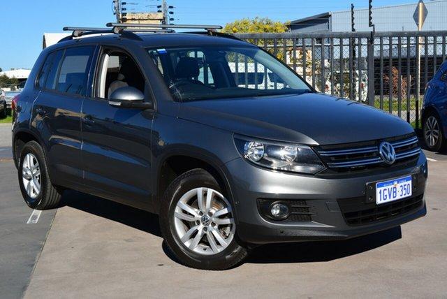 Used Volkswagen Tiguan 132 TSI Pacific, Kewdale, 2012 Volkswagen Tiguan 132 TSI Pacific Wagon