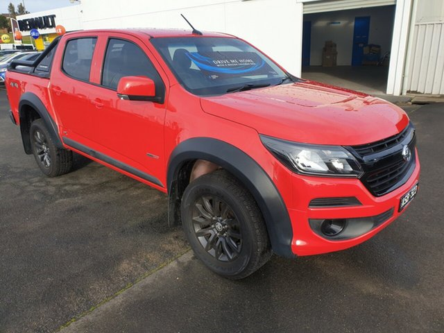 Used Holden Colorado, Warrnambool East, 2018 Holden Colorado Utility