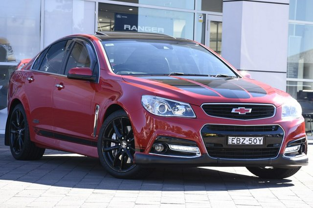Discounted Used Holden Commodore SS V Redline, Warwick Farm, 2014 Holden Commodore SS V Redline Sedan
