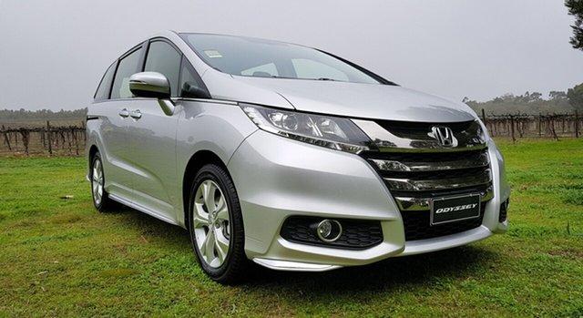 Demonstrator, Demo, Near New Honda Odyssey VTi, Tanunda, 2019 Honda Odyssey VTi Wagon