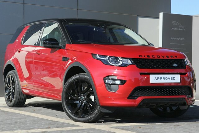 Used Land Rover Discovery Sport TD4 180 HSE Luxury, Campbelltown, 2017 Land Rover Discovery Sport TD4 180 HSE Luxury SUV