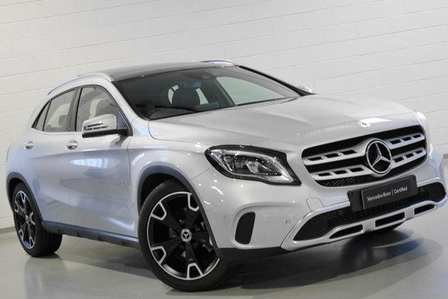 Used Mercedes-Benz GLA 250 4MATIC DCT 4MATIC, Warwick Farm, 2018 Mercedes-Benz GLA 250 4MATIC DCT 4MATIC Wagon