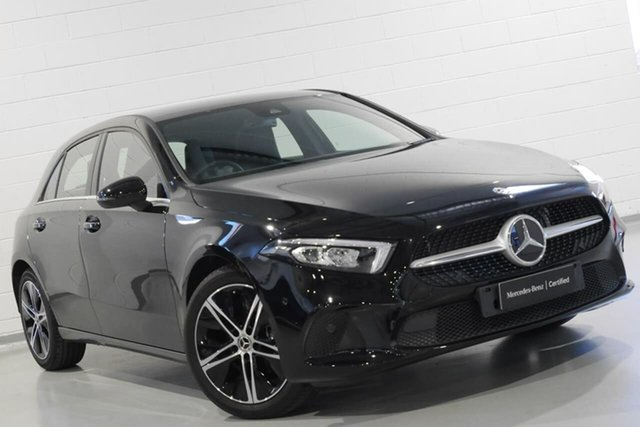 Used Mercedes-Benz A180 D-CT, Chatswood, 2018 Mercedes-Benz A180 D-CT Hatchback