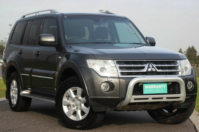 Used Mitsubishi Pajero 30th Anniversary, Officer, 2011 Mitsubishi Pajero 30th Anniversary Wagon
