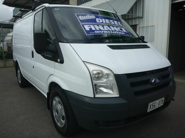 Used Ford Transit Low Roof SWB, Edwardstown, 2008 Ford Transit Low Roof SWB Van