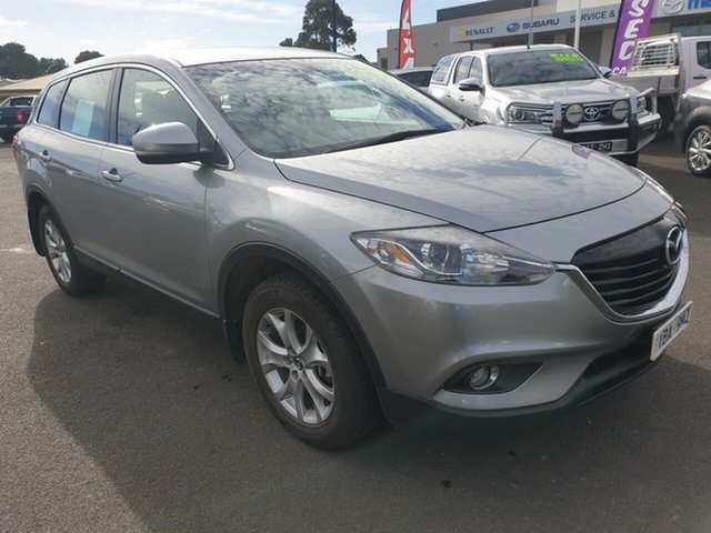 Used Mazda CX-9, Warrnambool East, 2014 Mazda CX-9 Wagon
