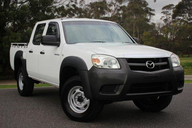 Used Mazda BT-50 DX 4x2, Officer, 2009 Mazda BT-50 DX 4x2 Utility