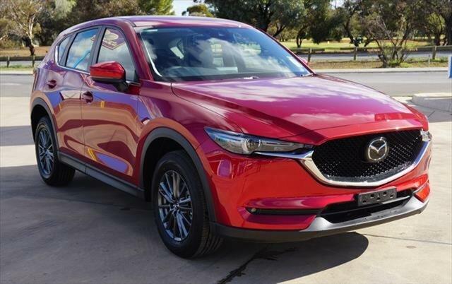 New Mazda CX-5 Maxx SKYACTIV-Drive FWD Sport, Berri, 2019 Mazda CX-5 Maxx SKYACTIV-Drive FWD Sport Wagon