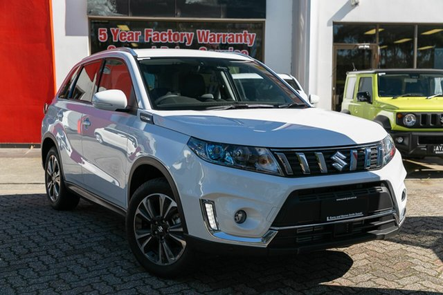 Demonstrator, Demo, Near New Suzuki Vitara Turbo 2WD, Mulgrave, 2019 Suzuki Vitara Turbo 2WD LY Series II Wagon