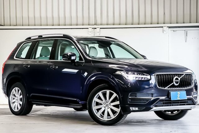 Used Volvo XC90 D5 Geartronic AWD Momentum, Laverton North, 2015 Volvo XC90 D5 Geartronic AWD Momentum Wagon