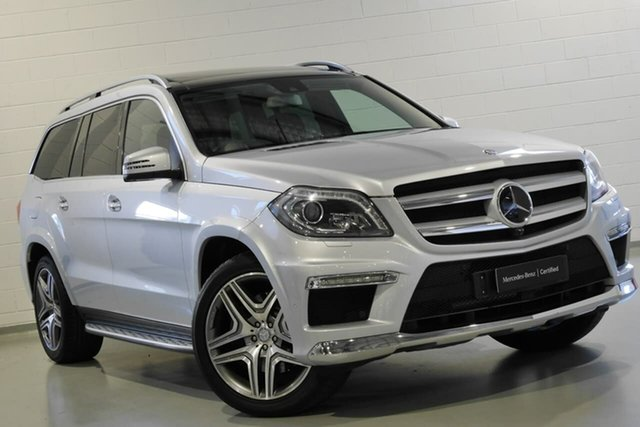 Used Mercedes-Benz GL500 BlueEFFICIENCY 7G-Tronic +, Warwick Farm, 2013 Mercedes-Benz GL500 BlueEFFICIENCY 7G-Tronic + Wagon
