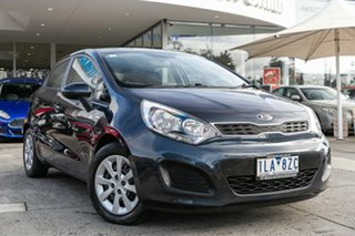 Used Kia Rio SI, Mulgrave, 2013 Kia Rio SI UB MY13 Hatchback