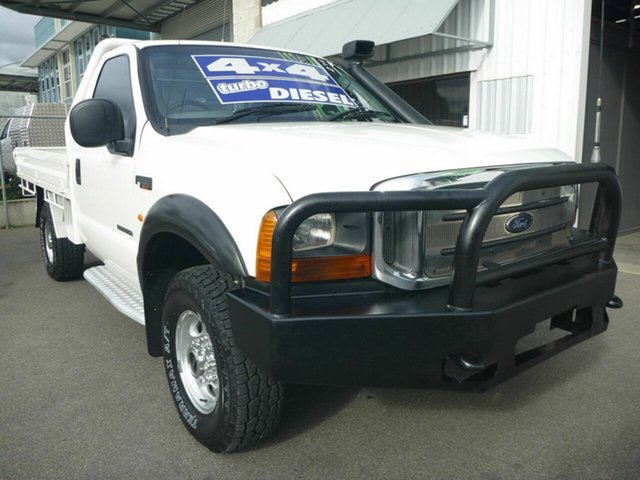 Used Ford F250 XLT, Edwardstown, 2004 Ford F250 XLT Cab Chassis