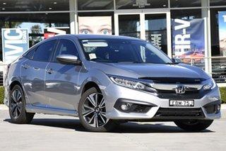 2018 Honda Civic VTi-LX Sedan.