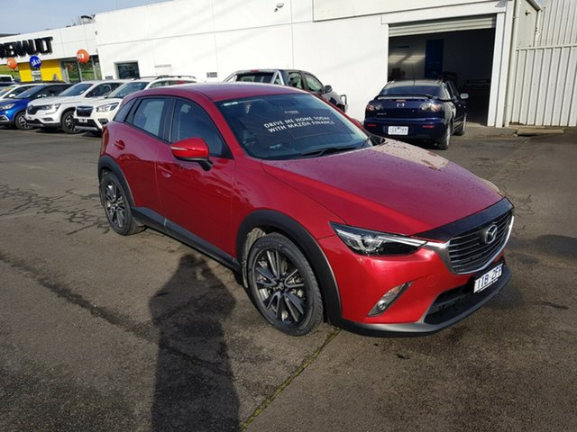 Used Mazda CX-3, Warrnambool East, 2016 Mazda CX-3 Wagon