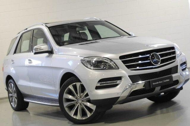 Used Mercedes-Benz ML350 BlueTEC 7G-Tronic +, Warwick Farm, 2014 Mercedes-Benz ML350 BlueTEC 7G-Tronic + Wagon