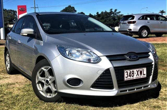 Used Ford Focus Ambiente PwrShift, Gympie, 2013 Ford Focus Ambiente PwrShift Hatchback