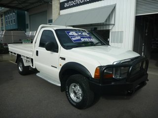 2004 Ford F250 XLT Cab Chassis.