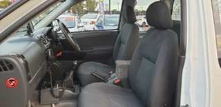 2011 Holden Colorado LX Space Cab Cab Chassis.