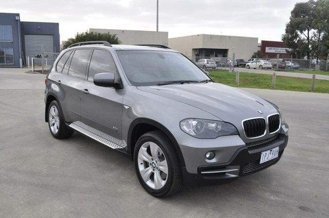 Used BMW X5 3.0D, Hoppers Crossing, 2008 BMW X5 3.0D Wagon