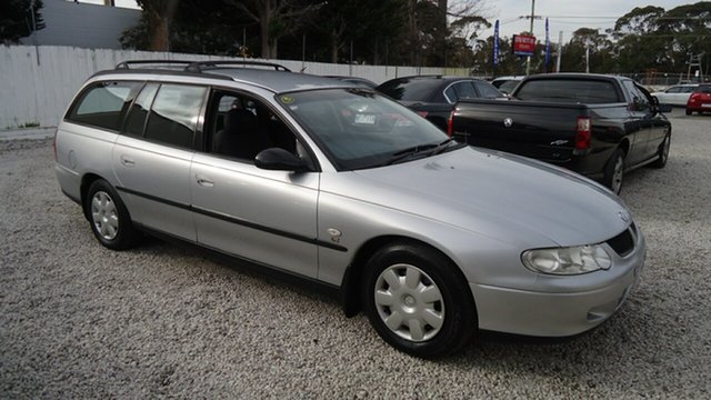 Used Holden Commodore Executive, Seaford, 2002 Holden Commodore Executive Wagon
