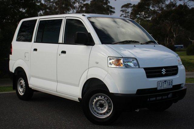Used Suzuki APV, Officer, 2016 Suzuki APV Van