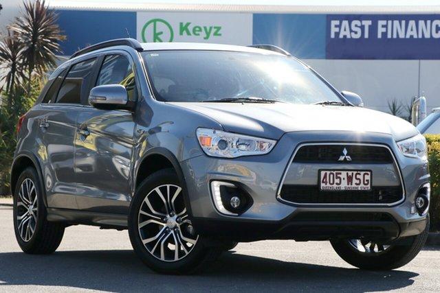 Used Mitsubishi ASX LS 2WD, Bowen Hills, 2016 Mitsubishi ASX LS 2WD Wagon