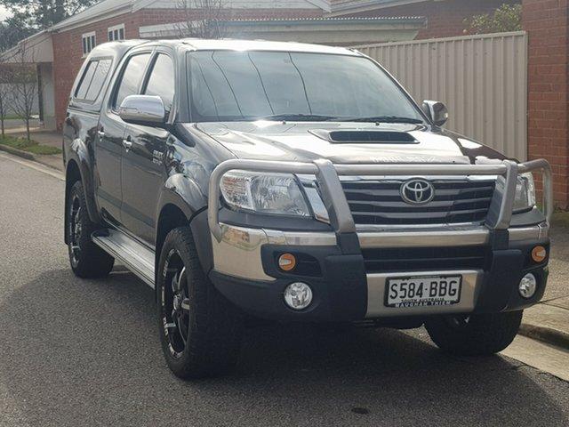 Used Toyota Hilux SR5 Double Cab, Cheltenham, 2014 Toyota Hilux SR5 Double Cab Utility