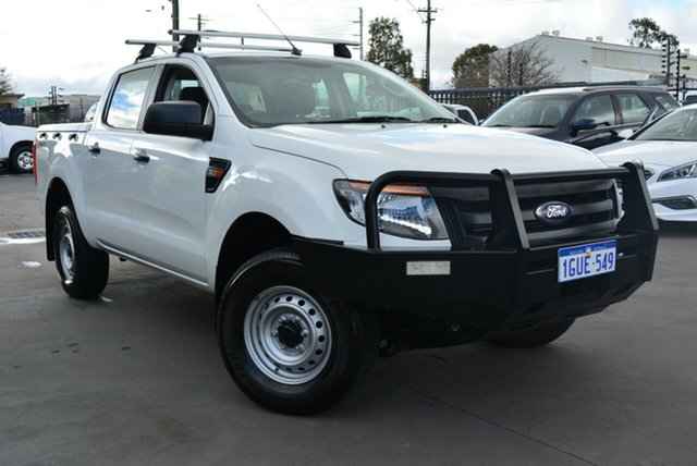 Used Ford Ranger XL 3.2 (4x4), Kewdale, 2013 Ford Ranger XL 3.2 (4x4) Dual Cab Utility
