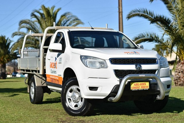 Used Holden Colorado LX 4x2, Enfield, 2014 Holden Colorado LX 4x2 Cab Chassis