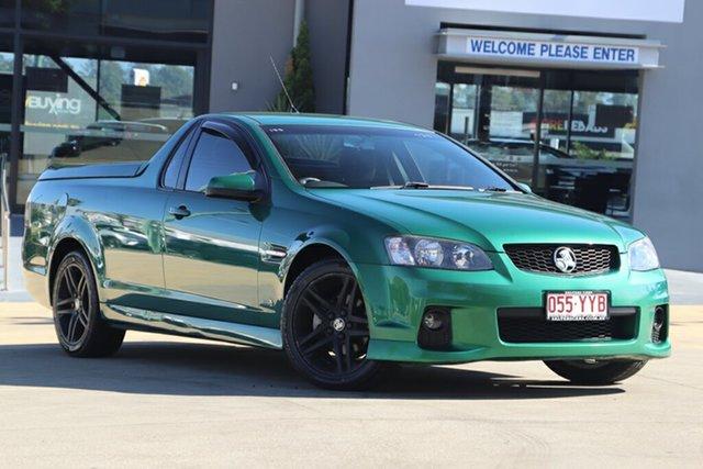 Used Holden Ute SV6, Indooroopilly, 2011 Holden Ute SV6 Utility