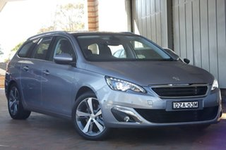 2017 Peugeot 308 Allure Touring Wagon.