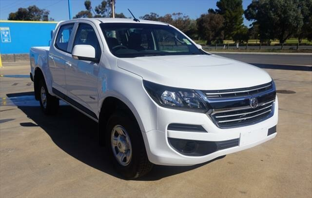 New Holden Colorado LS Pickup Crew Cab, Berri, 2019 Holden Colorado LS Pickup Crew Cab Utility