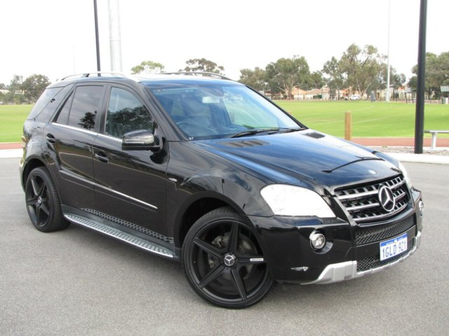 Used Mercedes-Benz ML300 CDI BlueEFFICIENCY AMG Sports, Maddington, 2011 Mercedes-Benz ML300 CDI BlueEFFICIENCY AMG Sports Wagon