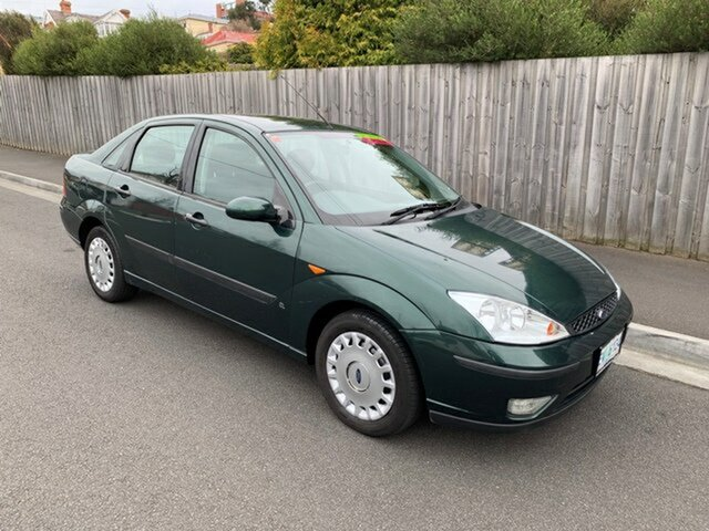 Used Ford Focus CL, North Hobart, 2003 Ford Focus CL Sedan