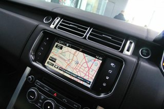 2015 Land Rover Range Rover V8SC Autobiography Wagon.
